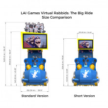 Virtual Rabbids The Big Ride Short Version