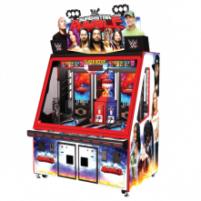 WWE SuperStar Rumble cabinet by Andamiro