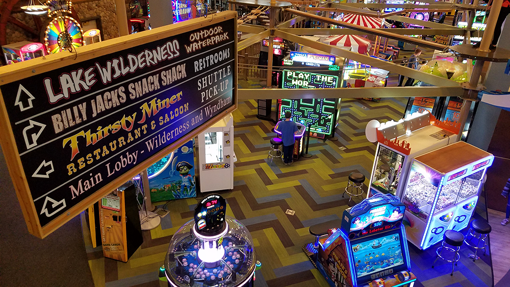 Adventure Forest Arcade Image