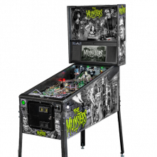The Munsters Premium Pinball by Stern - Betson Enterprises