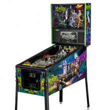 The Munsters Pro Pinball by Stern
