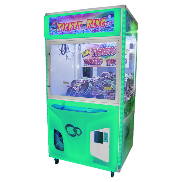 Ticket Ring Jumbo Cabinet by Smart Industries - Betson Enterprises