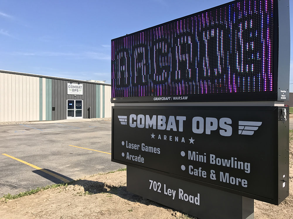 Combat Ops Arena in Fort Wayne, IN