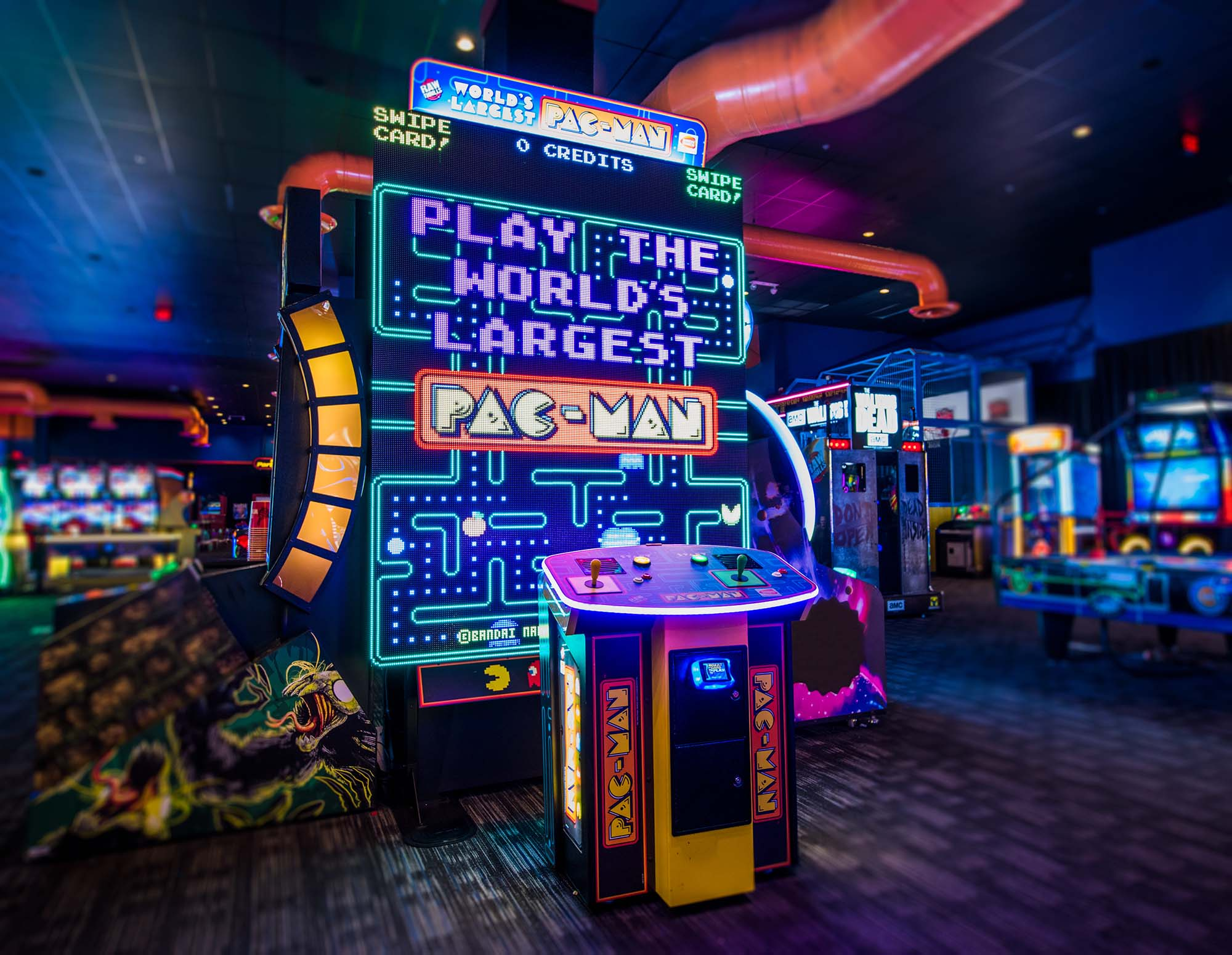 Arcade Game Types And How They Fit In Your Location Betson