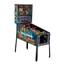 Black Knight Pro Pinball Cabinet by Stern Pinball - Betson Enterprises