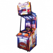 Basketball Pro Cabinet by Andamiro - Betson Enterprises