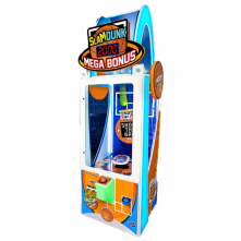 Hoop It Up Basketball Arcade Game Slam Dunk Cabinet by ICE