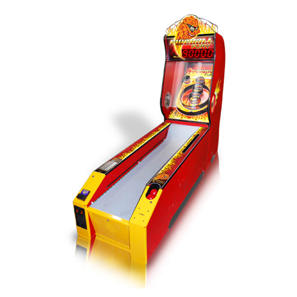 Fireball Fury Used Arcade by Bay Tek Entertainment