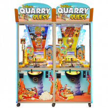 Flintstones Quarry Quest 2-Player Cabinets by Elaut - Betson Enterprises
