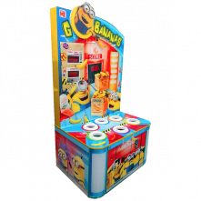 Despicable Me Go Bananas New Adrenaline Cabinet