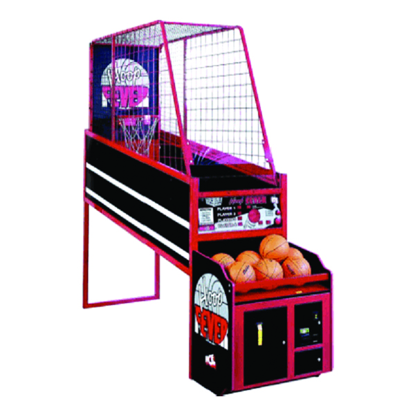 Hoop Fever Used Arcade Game ICE