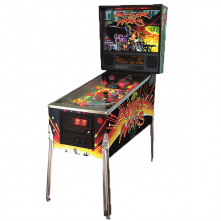 Attack from Mars Classic Edition Pinball by Chicago Gaming Company