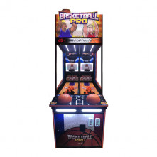 Basketball Pro Fun Version Cabinet by Andamiro - Betson Enterprises