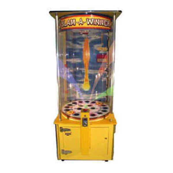 Slam A Winner Used Arcade Game by Benchmark