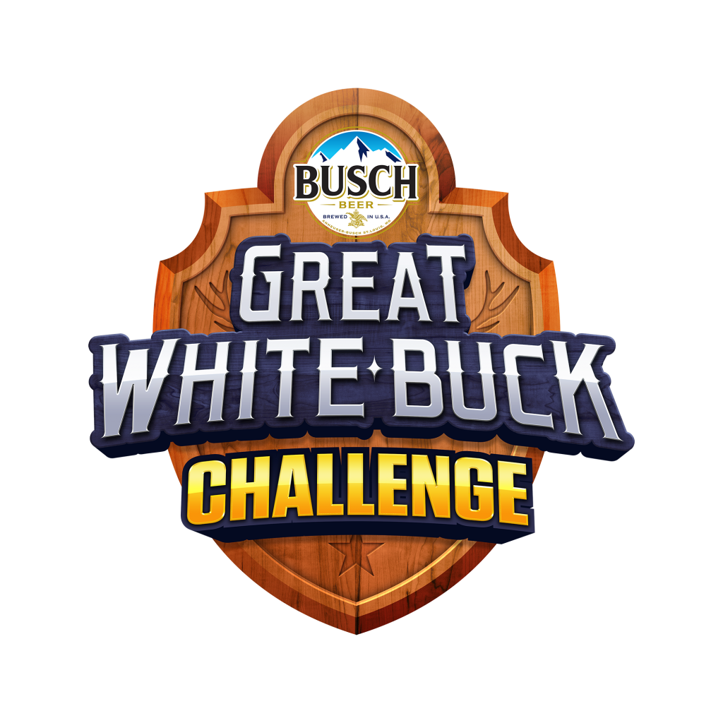 Busch Great White Buck Challenge Logo
