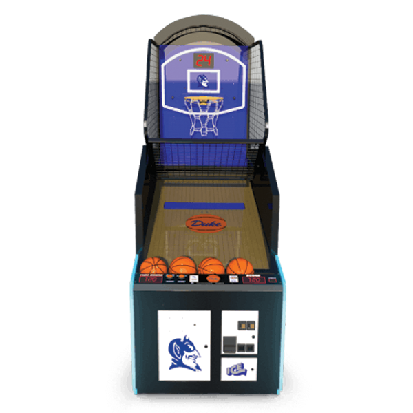 Collegiate Hoops Arcade Basketball College ICE
