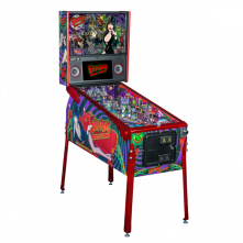 Elvira's House of Horrors Signature Edition Cabinet - Stern Pinball