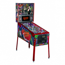 Elvira's House of Horrors Pinball LE Cabinet