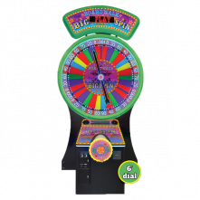 Boardwalk Big Spin Cabinet by Coastal