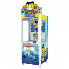Ticket Man Cabinet by Andamiro