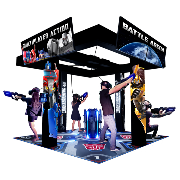 Transformers VR Battle Arena by Minority Media