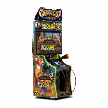 Big Buck Hunter Reloaded Cabinet
