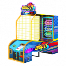 Disc It For Tickets Redemption Arcade Game by UNIS