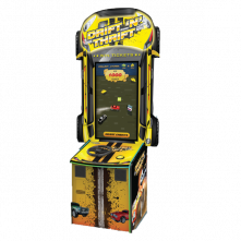 Drift 'N' Thrift Redemption Arcade Cabinet by TouchMagix