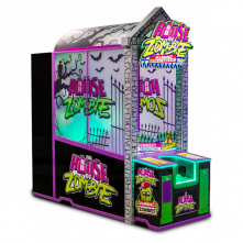 House of Zombies Cabinet by Magic Play