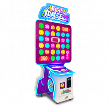 Lucky Numbers Cabinet from MagicPlay