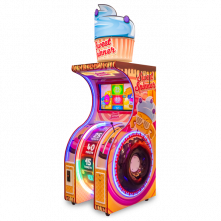 Sweet Spinner Redemption Arcade Game by MagicPlay