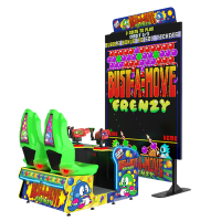 Bust-a-move Frenzy Cabinet