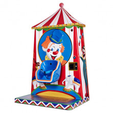 Circus Ride cabinet by Kalkomat