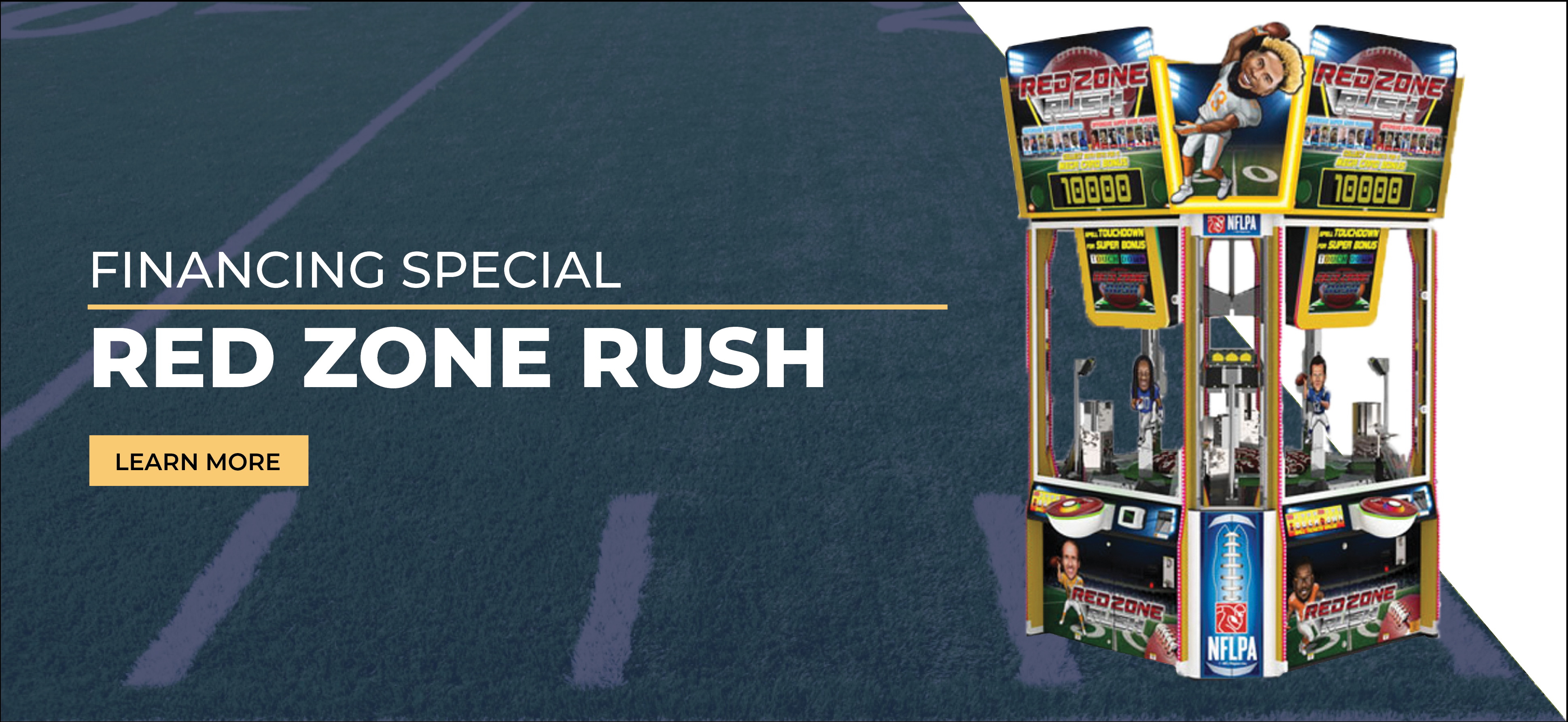 Red Zone Rush Finance Special