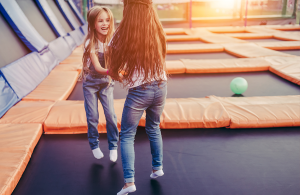 Trampoline Parks - Family Entertainment Center Design