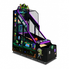 Zombie Jam Basketball Arcade Game