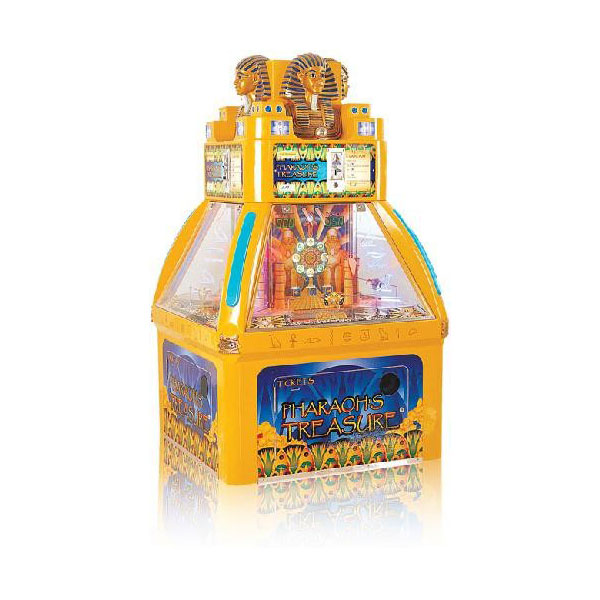 Pharaoh's Treasure Used Arcade Game by Family Fun Companies