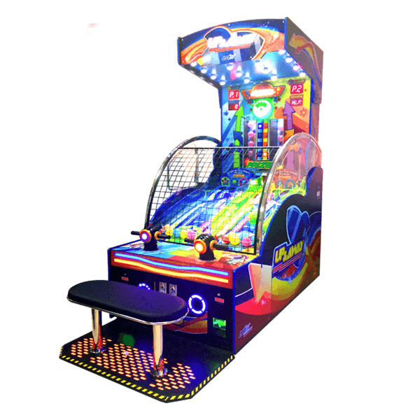 Up & Away Used Arcade Game by UNIS