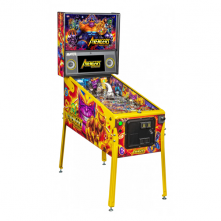 Avengers: Infinity Quest Limited Edition Pinball Cabinet Image