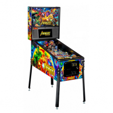 Avengers: Infinity Quest Pro Pinball Cabinet Image