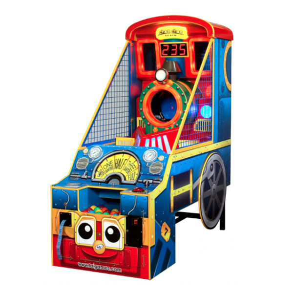 Choo Choo Train Used Arcade Game by LAI Games