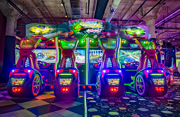 Entertainment - Arcade Games Image