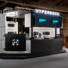 Hyperdeck Virtual Reality Image