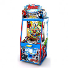 Avengers Coin Pusher 1 Player