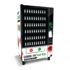 COVID-19 Test Kit Vending Machine