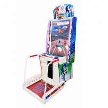 Mario & Sonic at the Olympic Games Tokyo 2020 is the only official licensed arcade game for the Olympic Games Tokyo 2020!