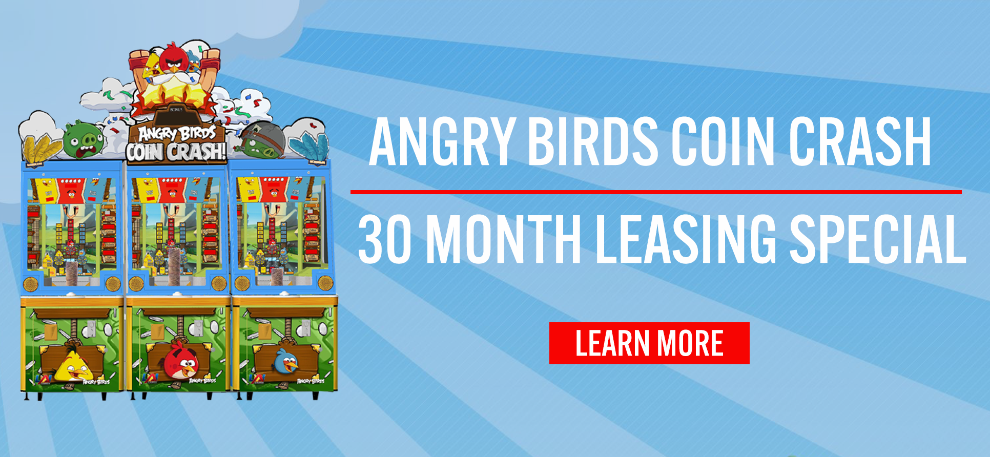 Angry Birds Lease