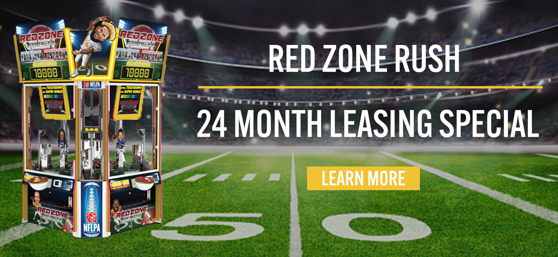 Red Zone Rush Lease