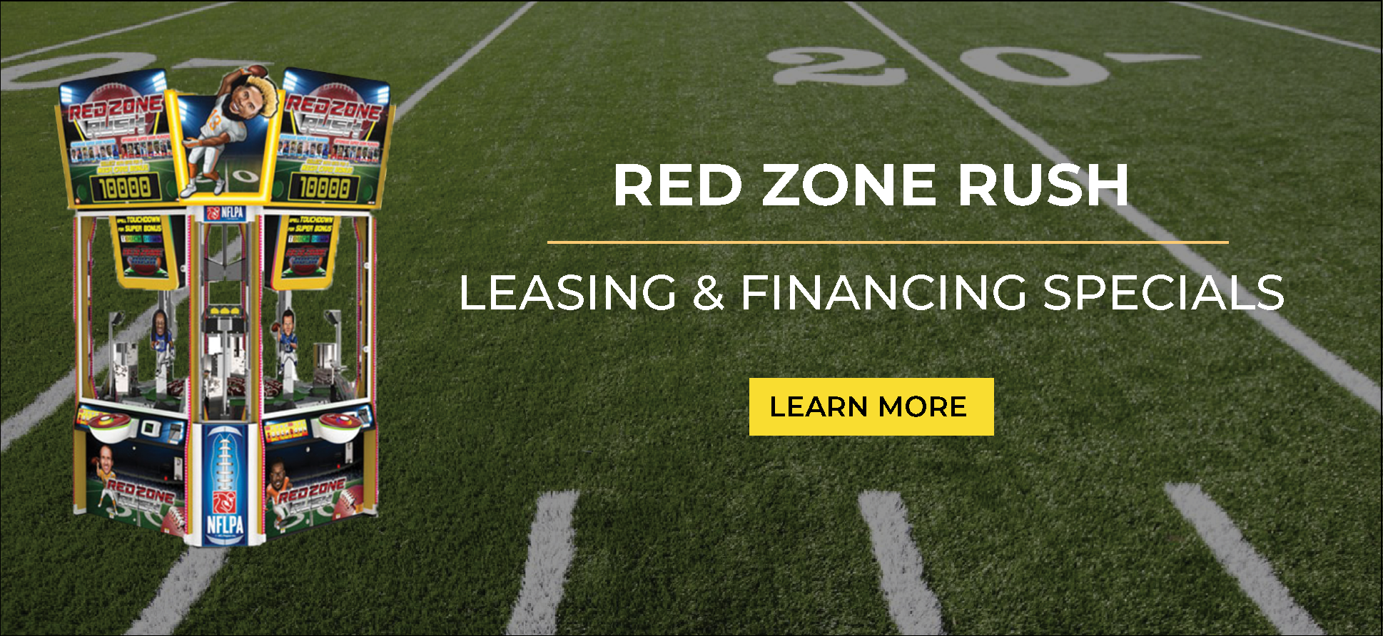 Red Zone Rush Specials
